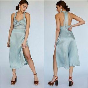 Free people Delilah Midi Dress